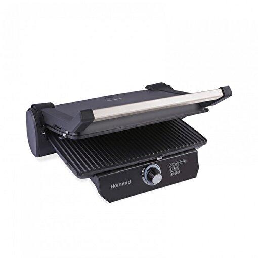 Homend Toastbuster 1334h Tost Makinesi Mat Siyah. ürün görseli