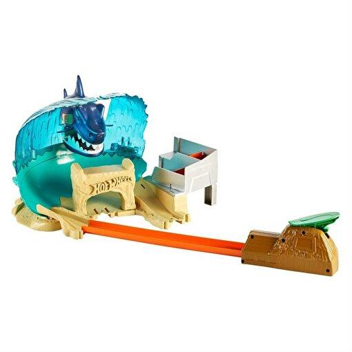 Hot Wheels Köpek Balığı Macerası Oyun Seti FNB21. ürün görseli