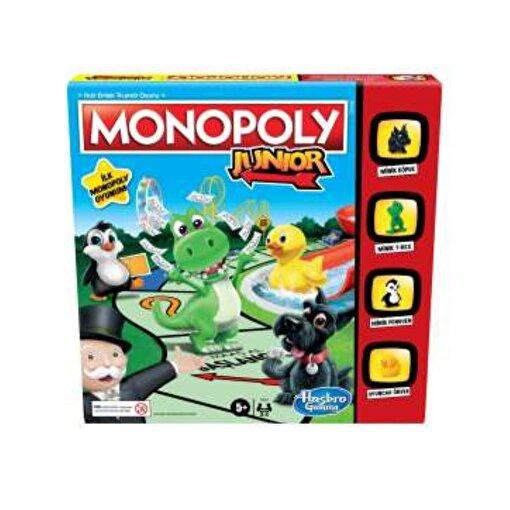 Monopoly Junior. ürün görseli