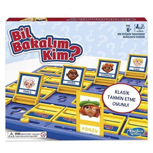 Bil Bakalım Kim? Kutu Oyunu. ürün görseli
