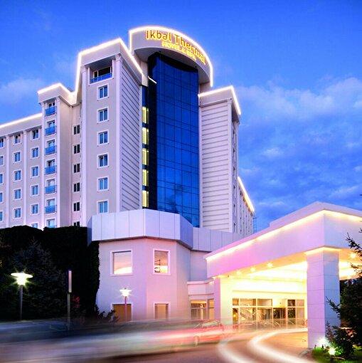 Afyon İkbal Thermal Hotel & Spa 3 Gece 2 Kişi Yarım Pansiyon Konaklama. ürün görseli