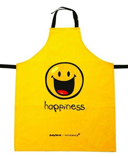 Smiley Mutfak Önlüğü. ürün görseli