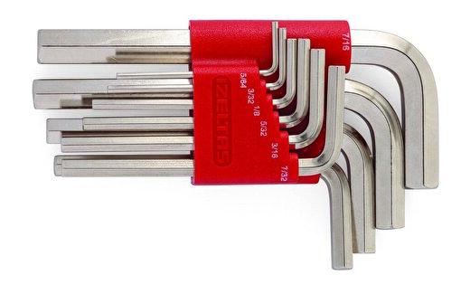 İzeltaş 12'Lı Allen Anahtar Takımı. ürün görseli