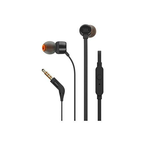 Jbl T110, Kulaklık, CT, IE, Siyah. ürün görseli