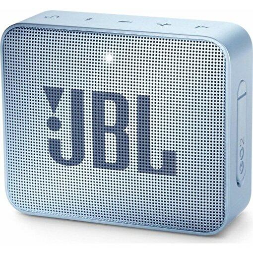 Jbl Go2, Bluetooth Hoparlör, Cyan. ürün görseli