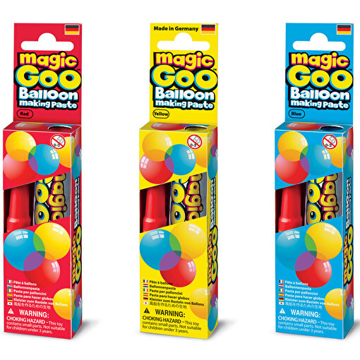 Magic Goo Balloon Sihirli Balon 3 ü 1 arada. ürün görseli