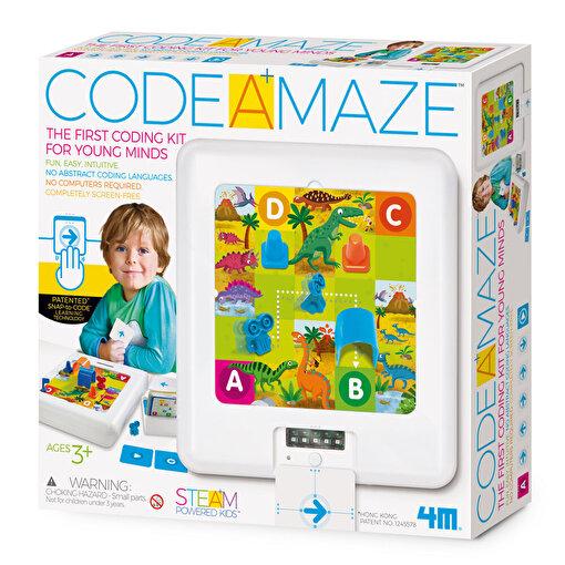Code-A-Maze Playboard Robotik Kodlama. ürün görseli