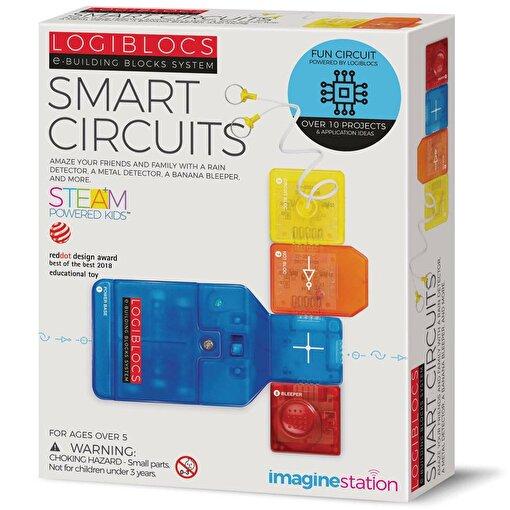 Logiblocs Smart Circuit Akıllı Elektronik Devre. ürün görseli