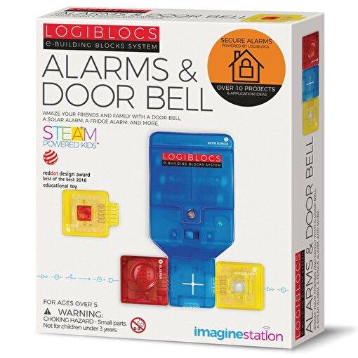 Logiblocs Alarm & Door Bell Akıllı Elektronik Devre. ürün görseli