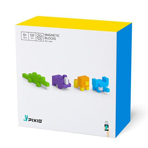 Pixio Mini Safary Manyetik Blok. ürün görseli