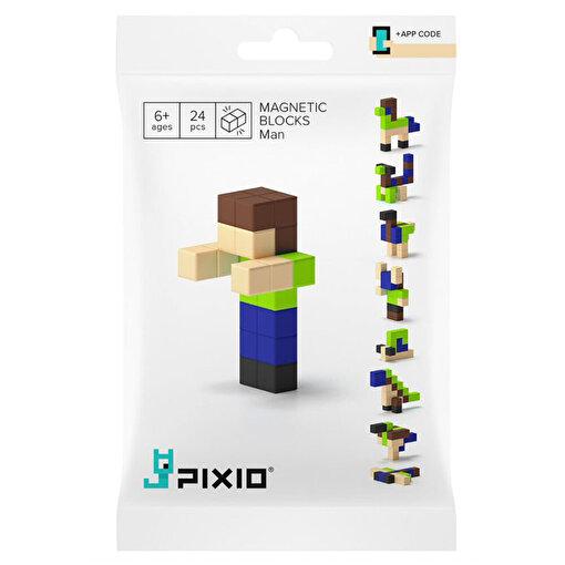 Pixio Man Manyetik Blok. ürün görseli