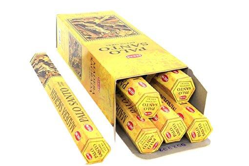 Keep London Home Hem Palo Santo Mistik 6 Kutu 120 Adet Tütsü Çubukları. ürün görseli