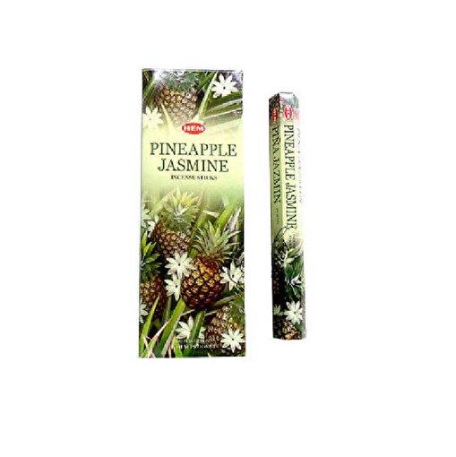 Keep London Home Hem Pine Apple Jasmine Ananas ve Yasemin Çiçeği Özlü 3 Kutu 60 Adet Tütsü Çubukları. ürün görseli