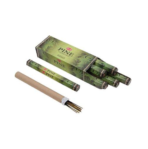 Keep London Home Hem Pine Çam Ağacı Kök ve Reçine Özlerinden 6 Kutu 120 Adet Tütsü Çubukları. ürün görseli