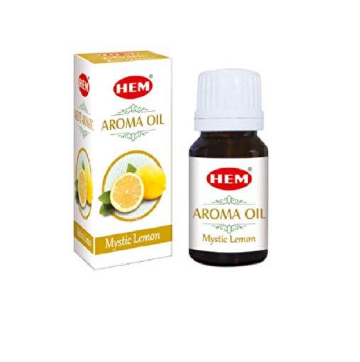 Keep London Home Hem Mystic Lemon Limon Buhurdanlık Yağı Kokusu. ürün görseli