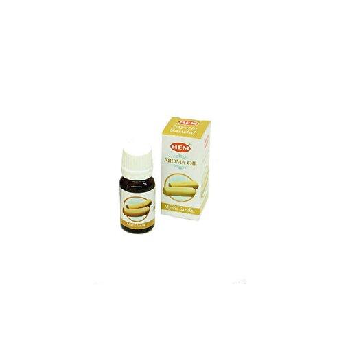 Keep London Home Hem Mystic Sandal Aroma Oil Sandal Ağacı Buhurdanlık Yağı Kokusu. ürün görseli
