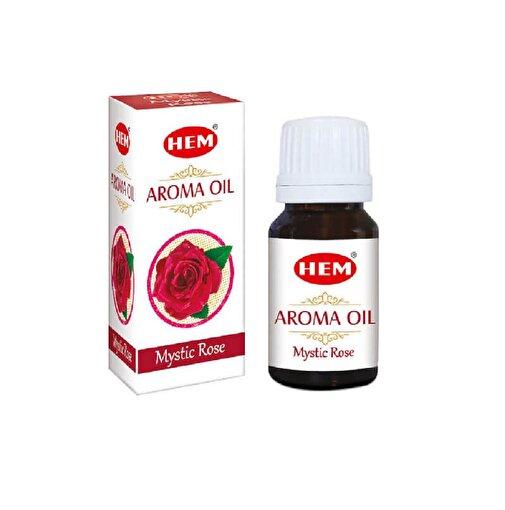 Keep London Home Hem Mystic Rose Aroma Oil Gül Ağacı Buhurdanlık Yağı Kokusu. ürün görseli