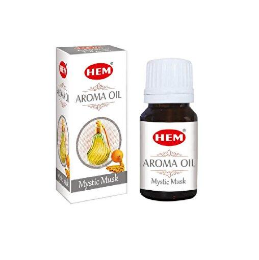 Keep London Home Hem Mystic Musk Aroma Oil Buhurdanlık Yağı Kokusu. ürün görseli