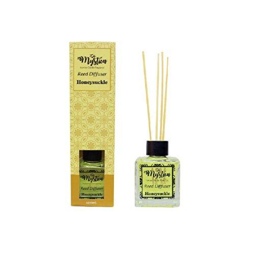 Keep London Home Honeysuckle Hanımeli Çiçeği Kokulu Bambu Çubuklu 100ml Oda Kokusu. ürün görseli