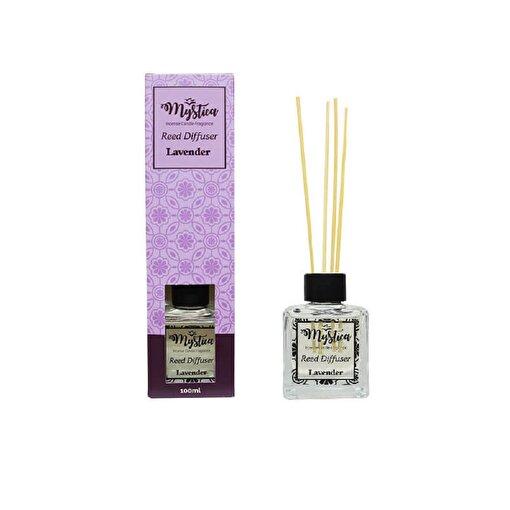 Keep London Home Lavender Lavanta Çiçeği Kokulu Bambu Çubuklu 100ml Oda Kokusu. ürün görseli