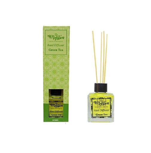 Keep London Home Green Tea Yeşil Çay Kokulu Bambu Çubuklu 100ml Oda Kokusu. ürün görseli