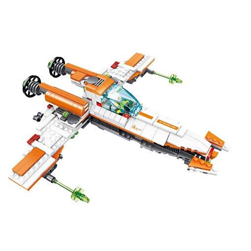 Keep London Kids Eğitici Süper Savaş Uçağı Bloklar. ürün görseli