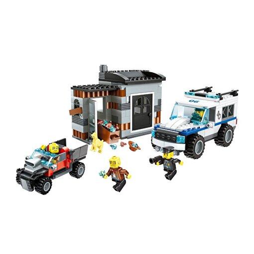 Keep London Kids Eğitici 3 in 1 Polis Operasyon İstasyonu ve Araçlar Bloklar. ürün görseli