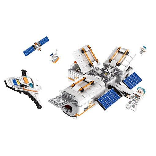 Keep London Kids Eğitici Uzay İstasyonu  ve Araçlar Bloklar. ürün görseli