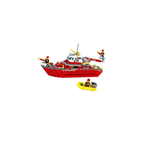 Keep London Kids Eğitici Sahil Güvenlik İtfaiye Botu Bloklar. ürün görseli