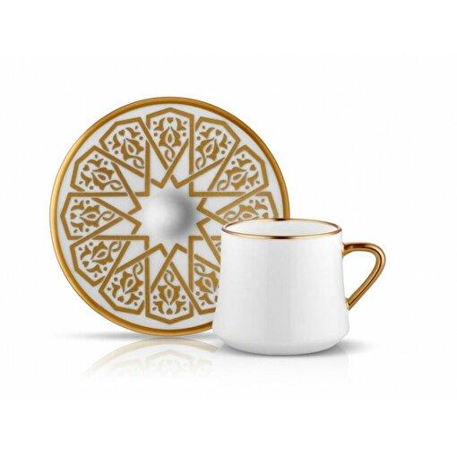 Koleksiyon Sufi Selçuklu Çay Fincan Seti 6lı. ürün görseli