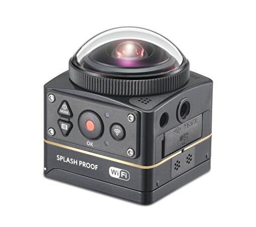 Kodak Pixpro SP360 4K Siyah Extreme Pack VR Aksiyon Kamera. ürün görseli
