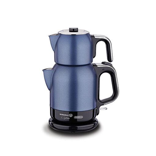 Korkmaz A331-07 Çaytema Çay Makinesi Azura/Krom. ürün görseli