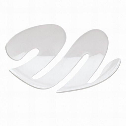 Koziol 3552525 Eve Beyaz Servis Tabağı. ürün görseli