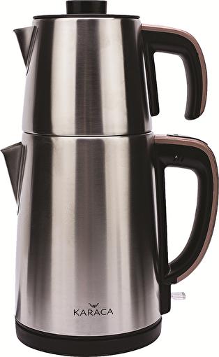 Karaca Dem Keyfi Çay Makinesi Rosegold. ürün görseli