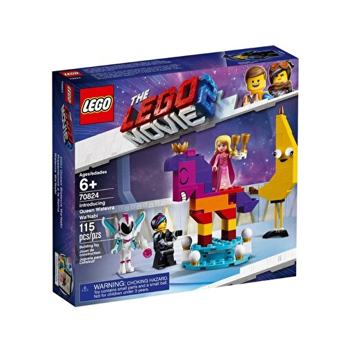LEGO® Filmi 2 Kraliçe Watevra Wa'Nabi Karşınızda. ürün görseli