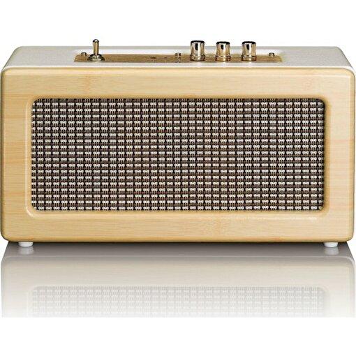 Lenco BT-300 Bluetooth Hoparlör Krem. ürün görseli