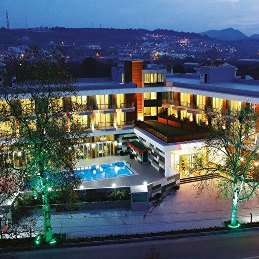 Lova Hotel & Spa Yalova 1 Gece 2 Kişi Kahvaltı Dahil Konaklama. ürün görseli