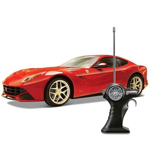 Maisto Tech 1:14 Ferrari F12 Berlinetta U/K Araba Kırmızı. ürün görseli