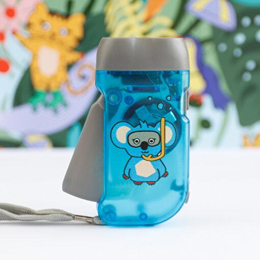 Milk&Moo Çocuk El Feneri Dinamolu Cool Koala . ürün görseli