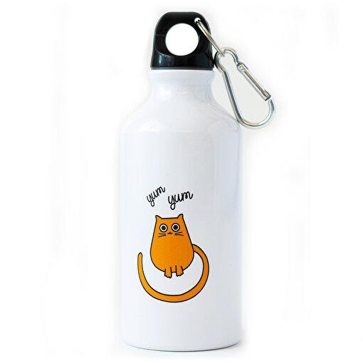 Milk&Moo Çocuk Matarası 400 Ml Tombiş Kedi . ürün görseli