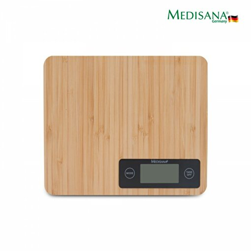Medisana 48430 Bambu Mutfak Baskülü. ürün görseli