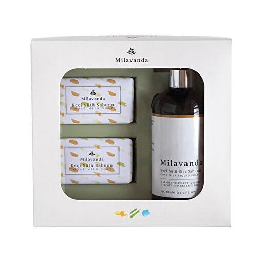 Milavanda Keçi Sütlü Özel Set. ürün görseli
