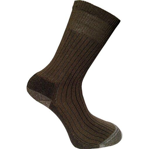 Makalu Bhc009 Kahve Çiftli Outdoor Termal Çorap. ürün görseli