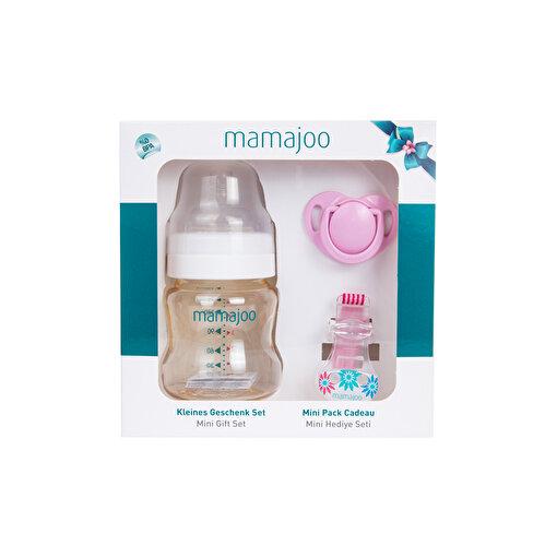 Mamajoo Mini Hediye Seti 150ml / Pembe. ürün görseli