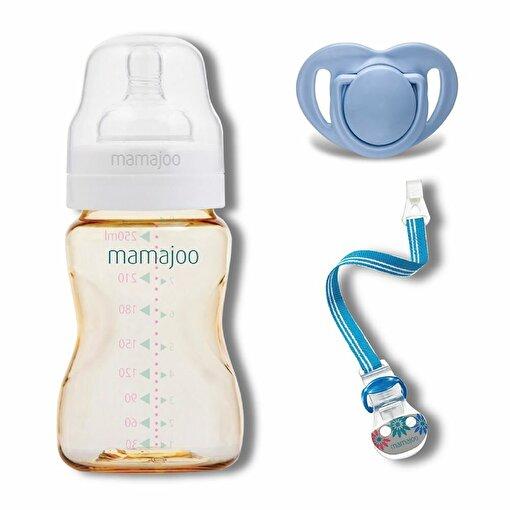 Mamajoo Mini Hediye Seti 250 ml Mavi. ürün görseli