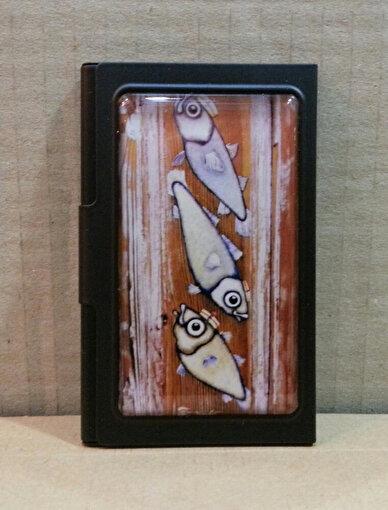 Monatitti Balıklar Kartvizitlik. ürün görseli