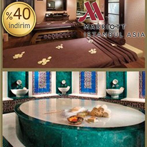Marriott Hotel Asia Palestra Fitness / SPA %40 İndirim Kuponu. ürün görseli