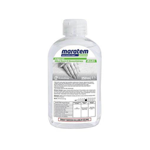 Maratem M105 Alkol Bazlı El Dezenfektanı 250 ml. ürün görseli