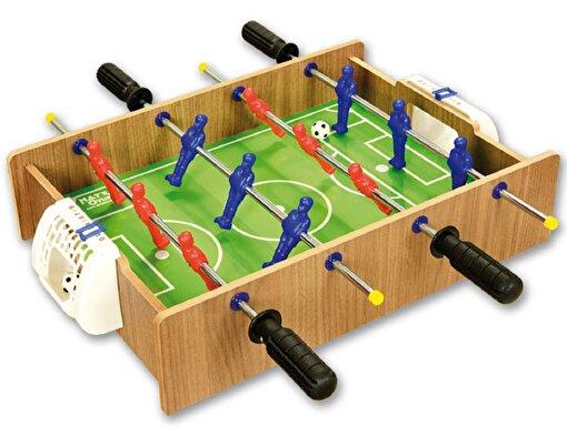 Matrax Ahşap Hokey Ve Masa Maçı Oyunu(2si 1 Arada). ürün görseli