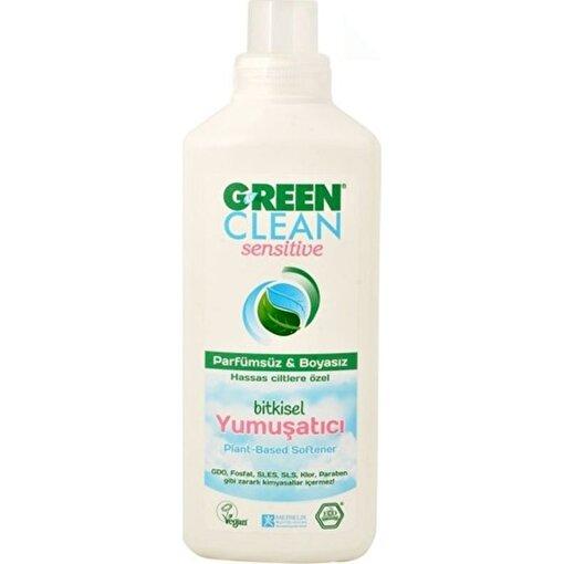 U Green Clean Sensitive Çamaşır Yumuşatıcısı ( 1000 ml ). ürün görseli